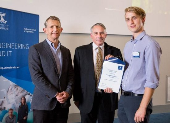 Melbourne University School of Engineering – Peter Lloyd Scholarship 2018