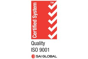 ISO9001 certification recevied by Setec