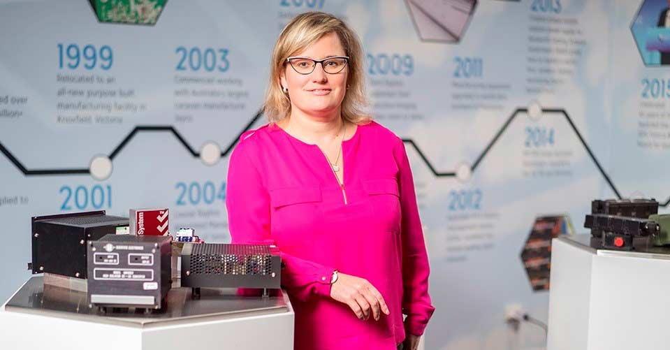 in 2004, Louise Bayliss took a role of Managing Director and brought Setec new customers