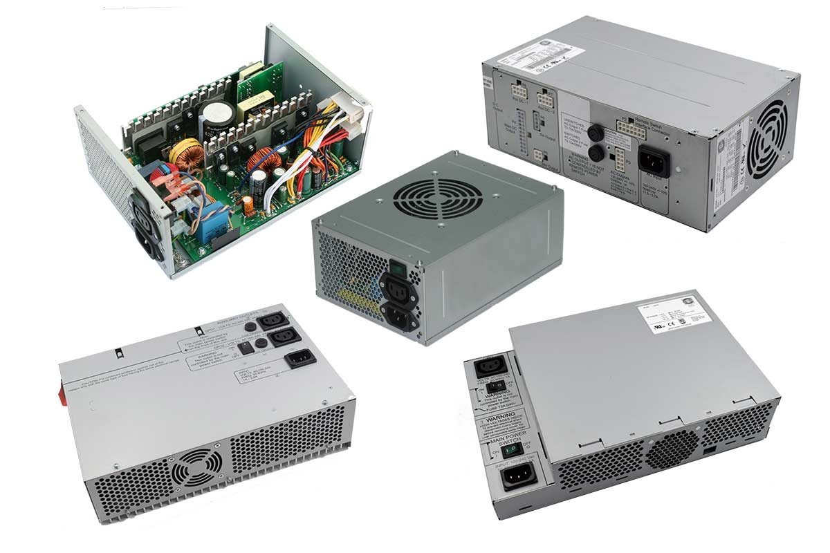 Setec range of power supplies for slot machines