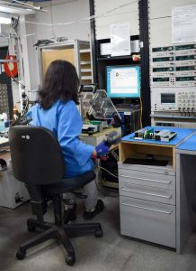 Using automated test equipment